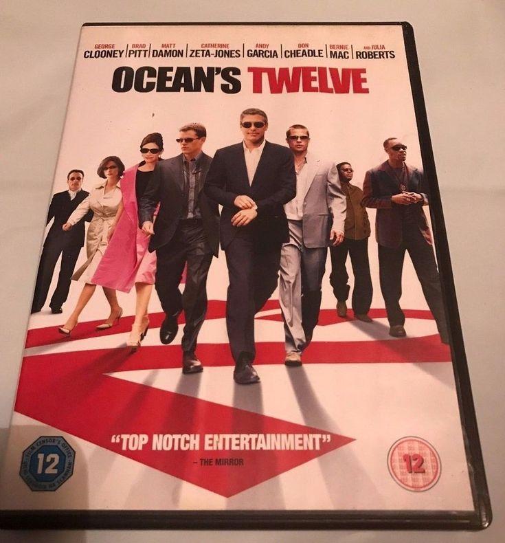 Only £1.19!! Cheap DVDs For Sale  Ocean's Twelve DVD