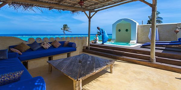 Matemwe Lodge, Matemwe, Zanzibar Hotel Reviews | i-escape.com honeymoon suite