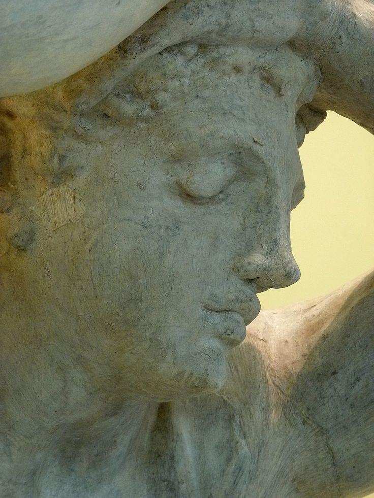 """RODIN Auguste,1874 - Atlante du Boulevard Anspach, Stuc (Musée Rodin) - Detail 08  -  TAGS / art sculptor sculpteur details détail détails detalles sculpture sculptures """"sculpture 19e"""" """"19th-century sculptures"""" """"Rodin Museum"""" statue tête head face faces visage France """"French sculpture"""" """"French sculptors"""" """"naked woman"""" """"naked women"""" """"femme nue"""" """"nu feminin"""" """"nude female"""" bare naked nue sensuelle sensual erotism érotisme ParisAtalante """"jeune femme"""" """"young woman"""" """"young women"""" Cariatide…"""