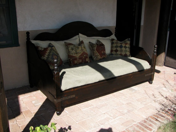 127 best images about monterey style furniture on for Spanish style bed