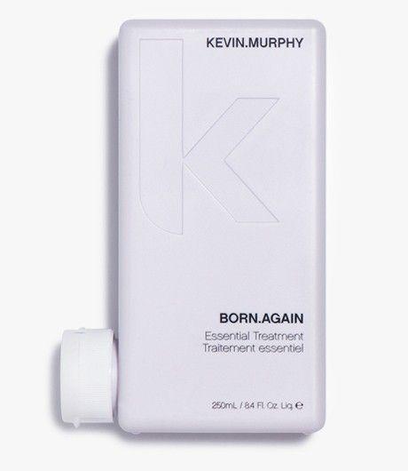 #BornAgain 250 ML.   Ultieme treatment De ultieme treatment voor haar en hoofdhuid. De meest voedende conditioner in de KEVIN.MURPHY lijn. De ingrediënten gaan door de cellenmuur en dringen diep  in de haarschacht, waardoor het haar diep gevoed wordt. Ingrediënten zijn o.a. olijfbladen, sheanoten en omega 3 en 6, dat zijn antioxidanten die het haar beschermen tegen schade. #KevinMurphy #Kevin #Murphy #LintsenKappers #Lintsen #Kappers