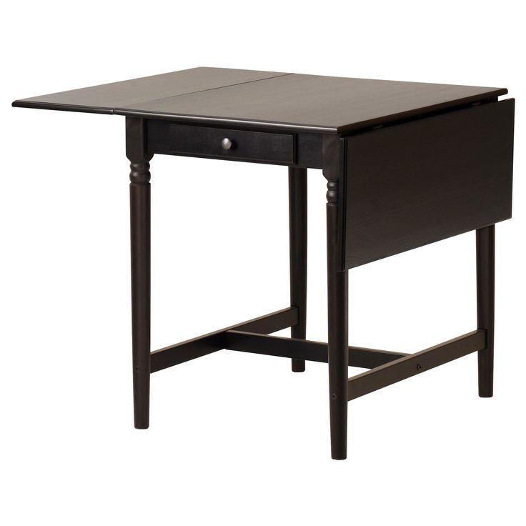 INGATORP Τραπέζι με πτυσσόμενα φύλλα - IKEA