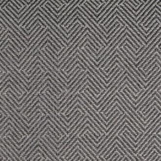 Joy grå - Grått möbeltyg med ett gammeldags mönster