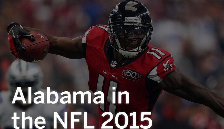 Alabama's 2015 NFL season: A ring, an All-Pro and 9 debuts   AL.com