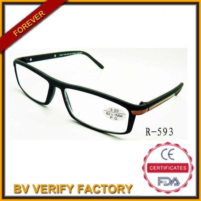 R-593 2014 designer glasses frames for men eyeglass frame with china manufacturer $0.7~$1.5