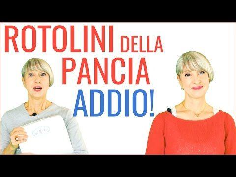 ROTOLINI di grasso ANTIESTETICI? 7 SEGRETI per DIMAGRIRE la PANCIA flaccida SENZA FATICARE - YouTube