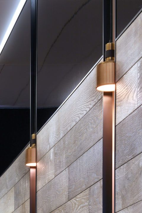 March And White Gridiron London Lighting Detail 2 Luxury Interior Design