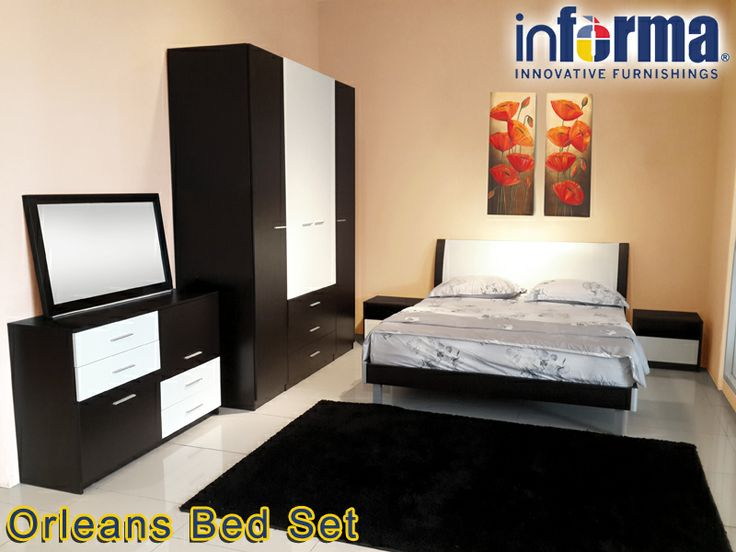 Orleans bed set | informa.co.id