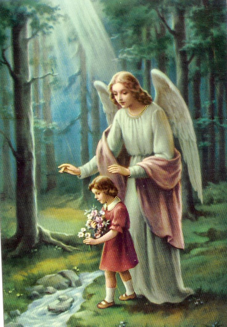 Angel of God, My Guardian Dear to whom God's love commits me here. Ever this day be at my side to light and guard and rule and guide. Amen.                                                                                                                                                      Más