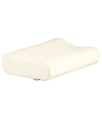 Mid-Size Memory Foam Pillow For Head and Neck Pain Relief Core model