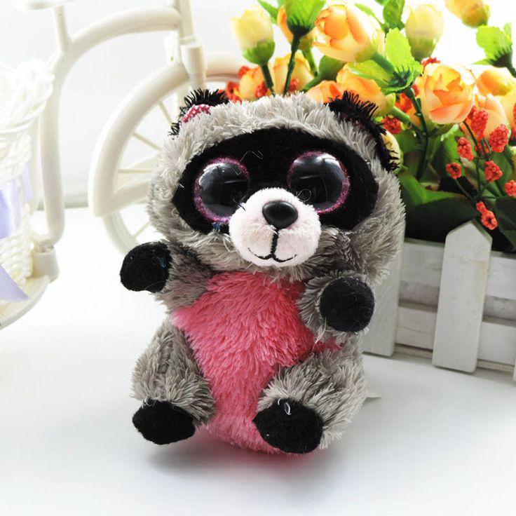 6 '' colorido animais unicórnio de pelúcia TY Beanie Boos grandes brilhantes olhos de pelúcia brinquedos de pelúcia para crianças ou coleção em Animais de pelúcia de Brinquedos & Lazer no AliExpress.com | Alibaba Group