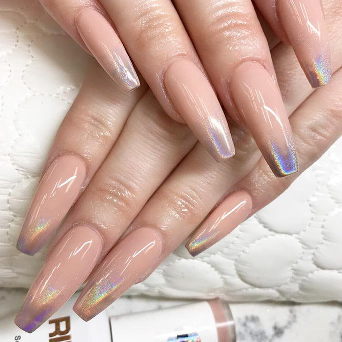 66 Trendy Long Acrylic Nails Art 2018 With Images Nail Designs