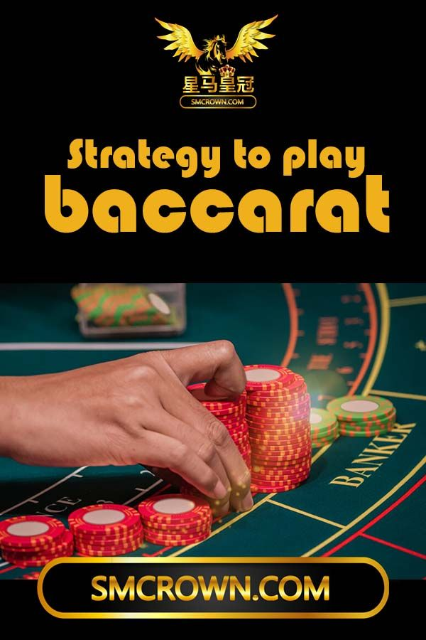 The Baccarat Tournament And Some Strategy To Play Baccarat Baccarat Play Online Casino Online Casino Slots