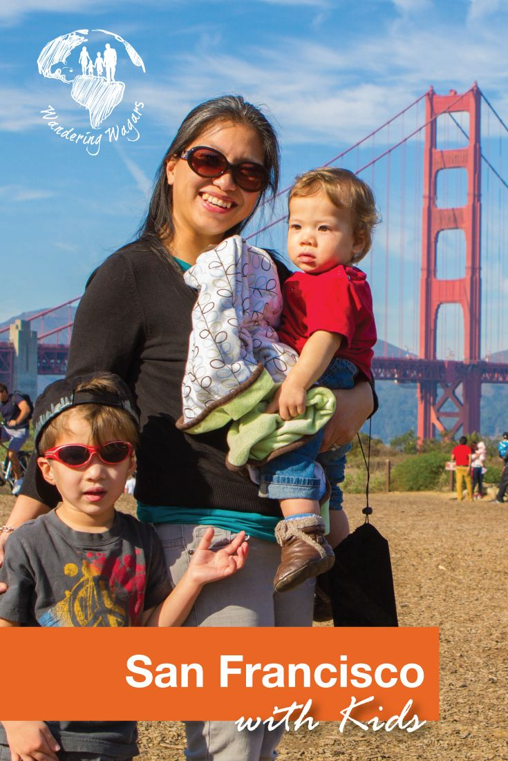 Best San Francisco With Kids Images On Pinterest Usa Travel - San francisco vacations