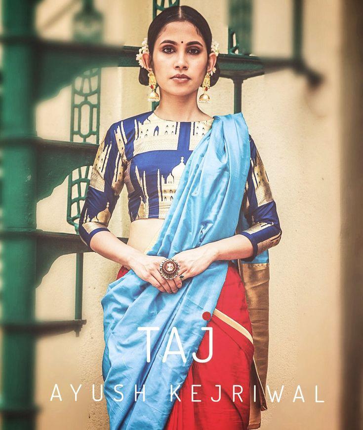 Saree by Ayush Kejriwal For purchases email me at designerayushkejriwal@hotmail.com or what's app me on 00447840384707 We ship WORLDWIDE. Instagram - designerayushkejriwal