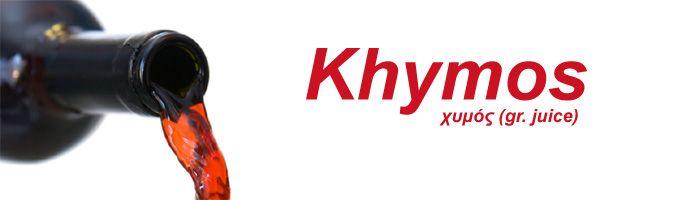 Khymos » - dedicated to molecular gastronomy