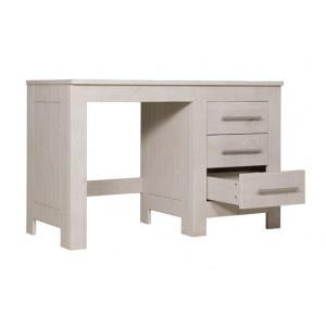 Jannik è una scrivania per bambini realizzata in un meraviglioso legno di pino massiccio della casa olandese Bopita.