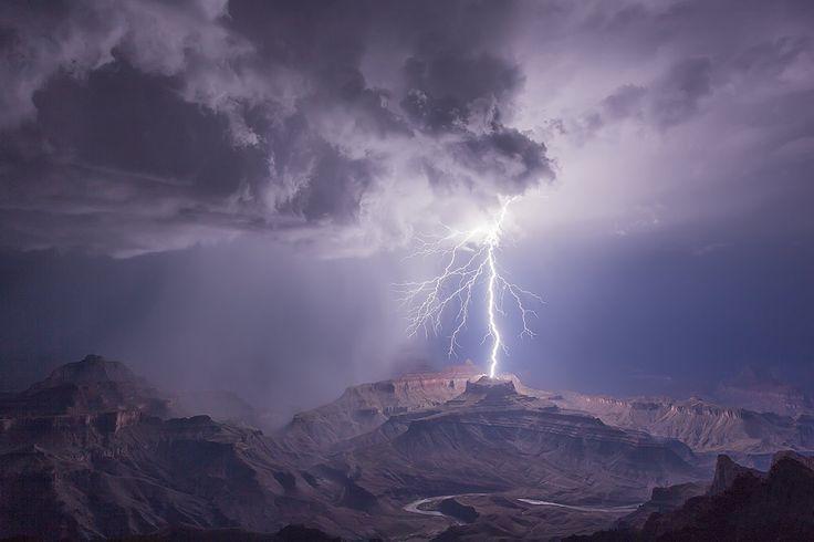 James Menzies – Main Strike. Grand Canyon National Park