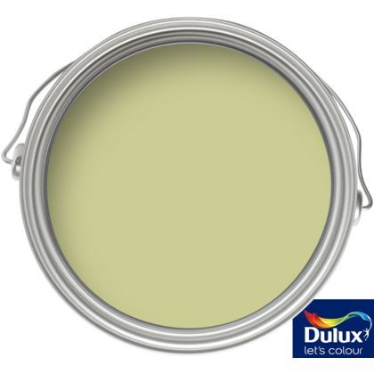 Dulux Melon Sorbet - Matt Emulsion Paint - 2.5L at Homebase -- Be inspired and make your house a home. Buy now.