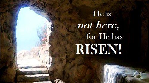 Jesus Rose From Death - Jesus Christ