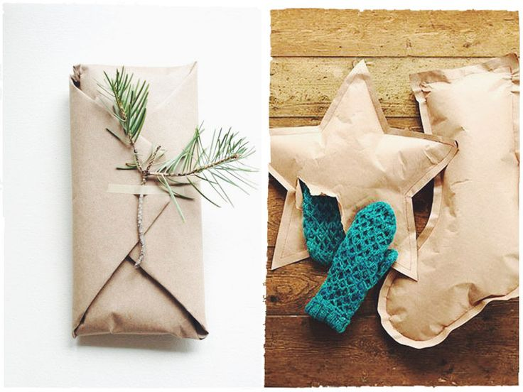 Идеи упаковки новогодних подарков, новогодняя упаковка. | Christmas gift wrap ideas.