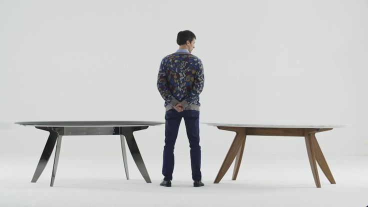 #whyberto n° 28 Why your living room will like the table Ring by BertO. https://goo.gl/i9Lvz2