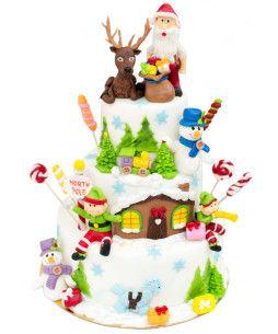 Tort-Christmas-Etajat