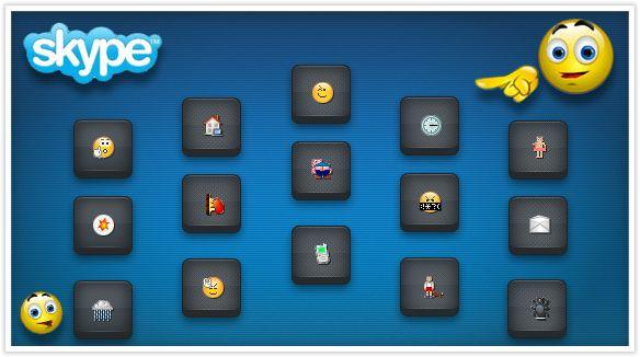 Skype Smileys & Skype Emoticons Secret Cheat Code