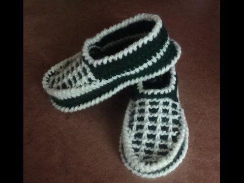 Двухцветные следки, связанные спицами, Two-colored socks, knitted with needles - YouTube