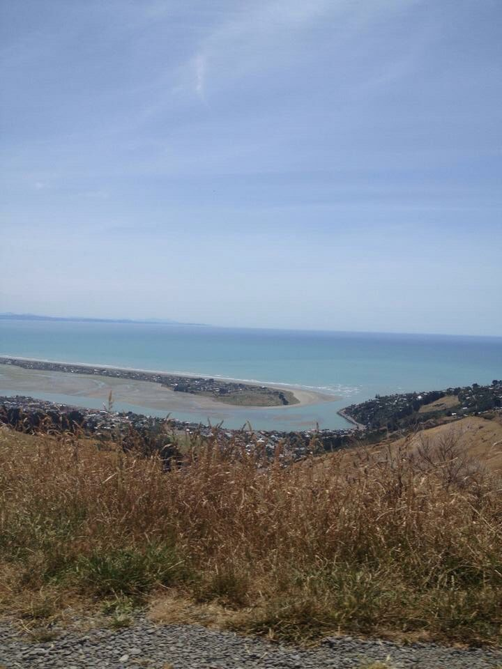 The Spit, Southshore, Christchurch - post earthquake