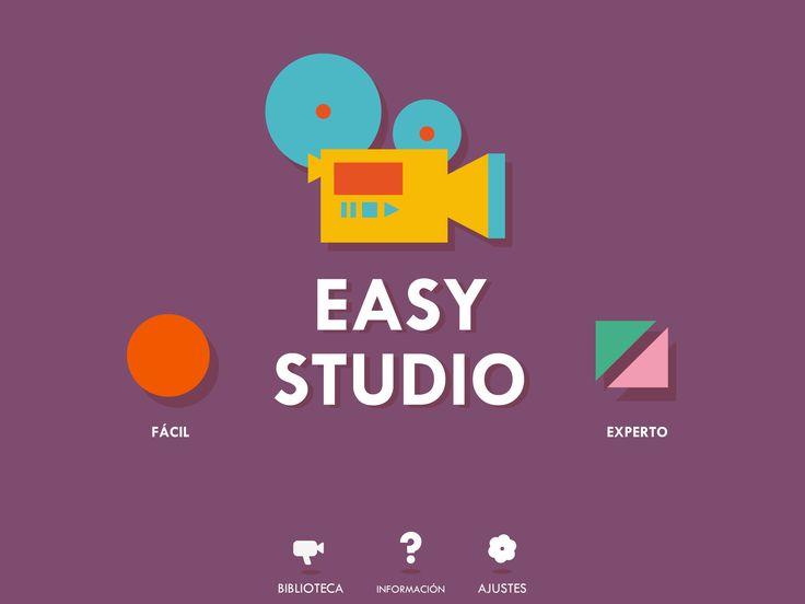 Cómo hacer dibujos animados con Easy Studio. Te explicamos cómo funciona esta app, ideal para que los más pequeños puedan hacer dibujos animados.