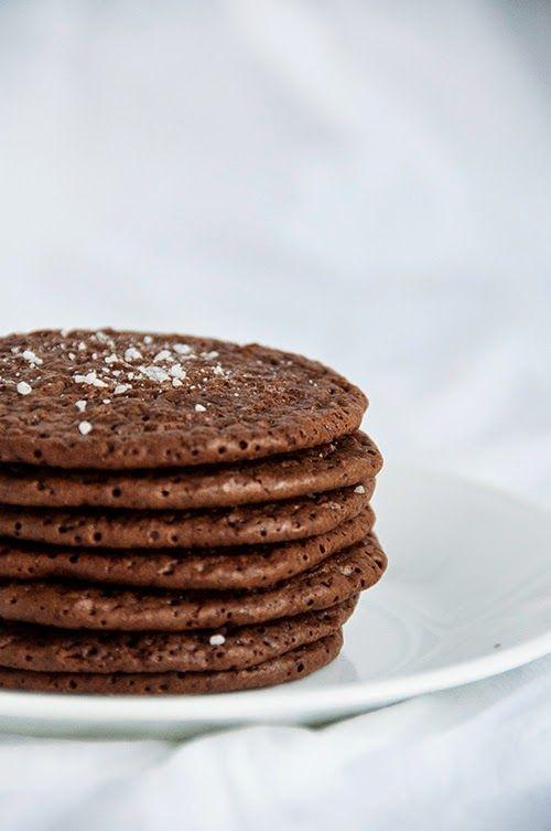 Salted Espresso Cookies Image Via: Sweet Boake