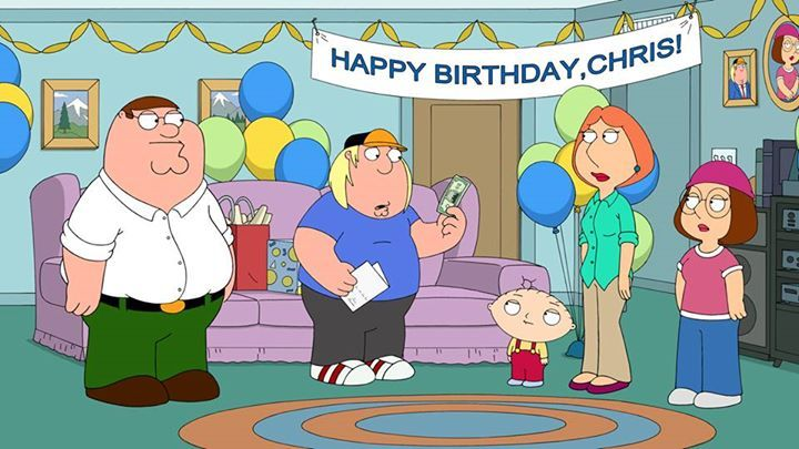No new episode? No problem. Join the Family Guy party and watch full episodes now: http://fox.tv/watchfamilyguy