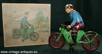 Old tinplate toy