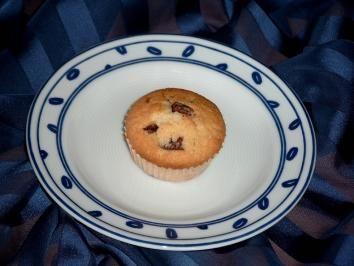 Milka-Muffins weiß-schwarz - Rezept