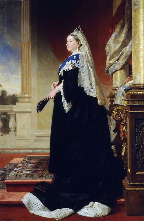 .Queen Victoria of Great Britain | Victorian Era Royalty ...