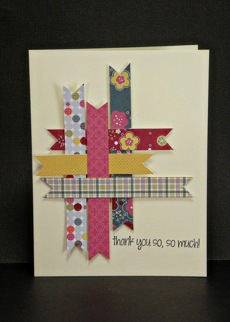 Best 25 Paper scraps ideas – Construction Paper Birthday Cards