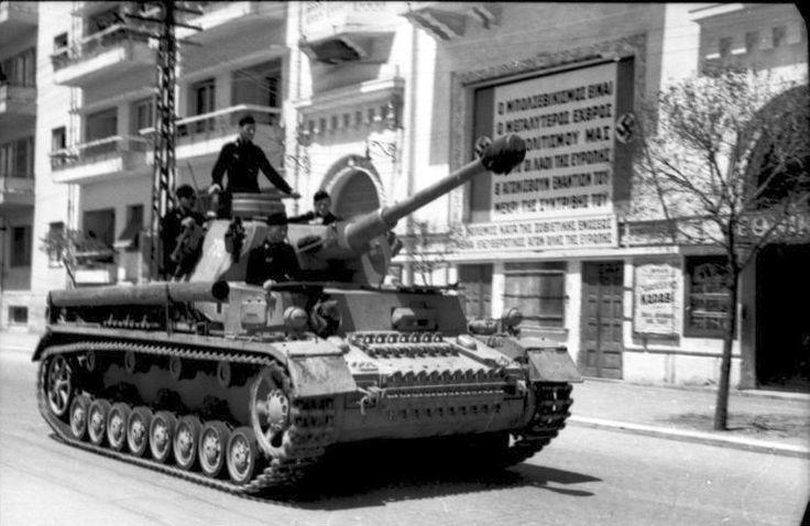 Bundesarchiv Bild 101I-175-1267-12, Griechenland, Panzer IV in Hafenstadt - Alemanha Nazi – Wikipédia, a enciclopédia livre