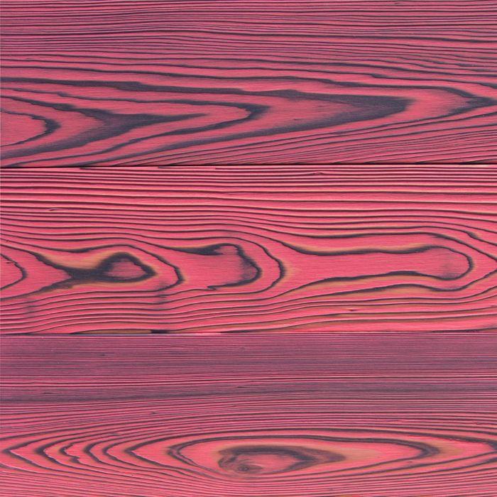 PINKU shou sugi ban charred cypress for exterior siding and interior wall cladding