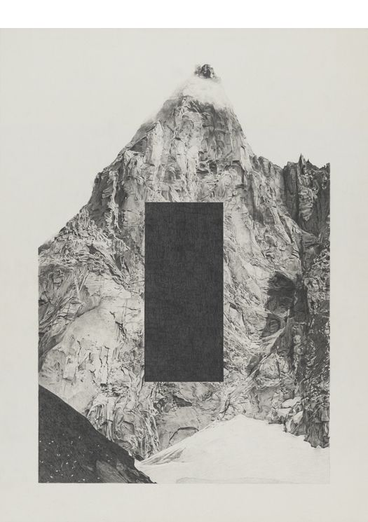 "Poster, Greg Eason, ""MONOLITH"", Giclée Print on Archival Art Paper 35cm x 48cm — Edition of 35"