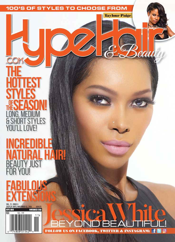 24 best Hype Hair Magazine Covers images on Pinterest  Hype hair Black hair magazines and