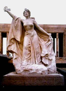 Liberty - Lola Mora, Rosario, Argentina