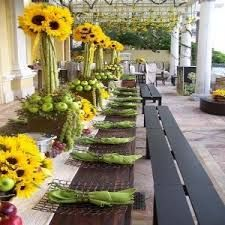Image result for sunflower wedding theme