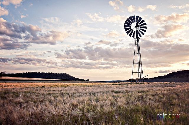 #Toowoomba, Queensland, Australia. #Farming #DarlingDowns