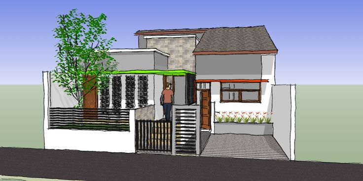 Shanti House Malang : the concept