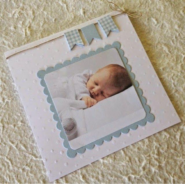 Baby Announcement - Precious!