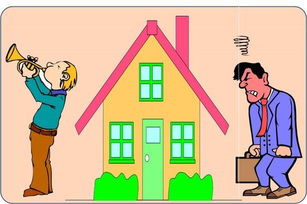 Qué hacer con vecinos molestos vía @aticojuridico #DerechoCivil