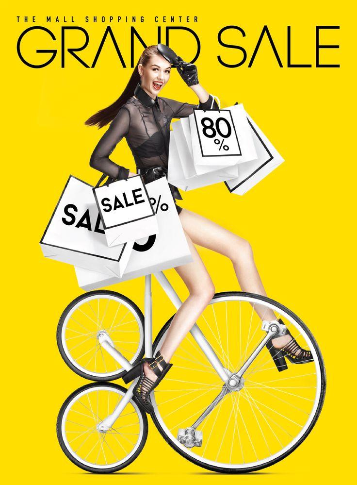The Mall - Grand Sale 2013 - Key Visual