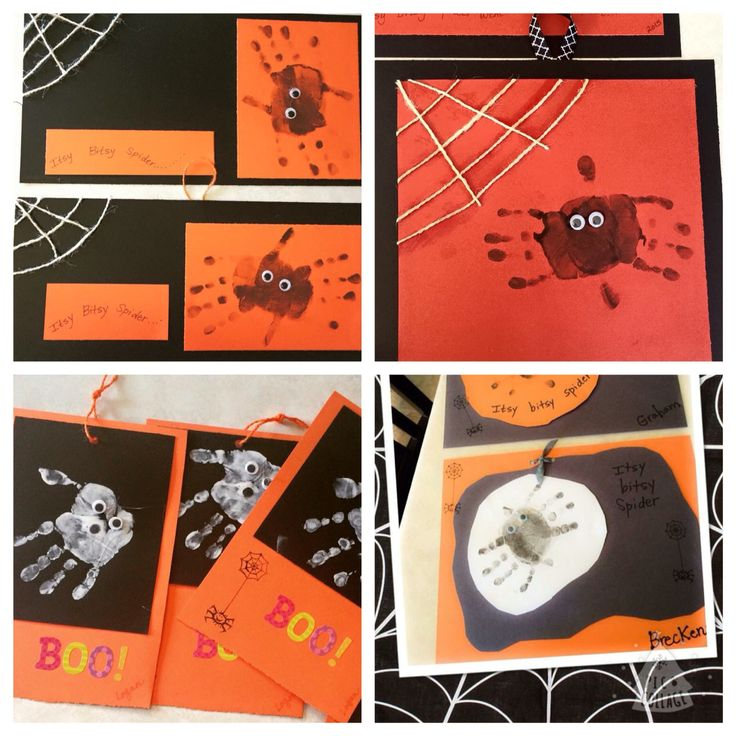 Halloween kid projects