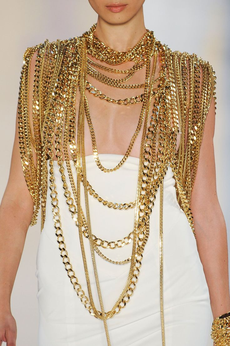 17 Best Ideas About Gold Chains On Pinterest Body Chain